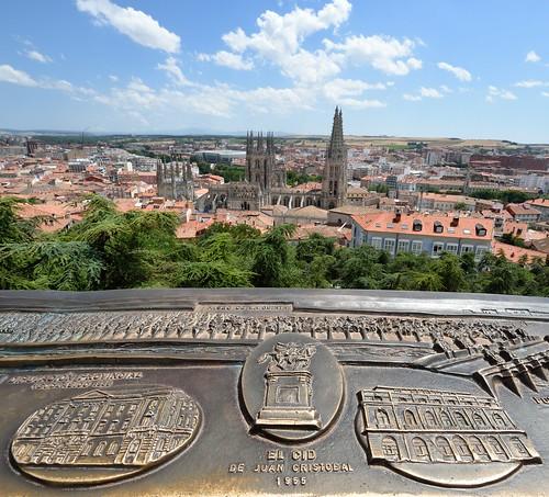 miradordelcastillo burgos españa spain catedraldeburgos burgoscathedral