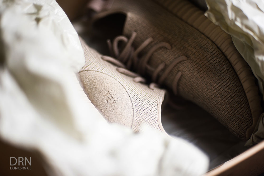 Yeezy Oxford Tan V1.