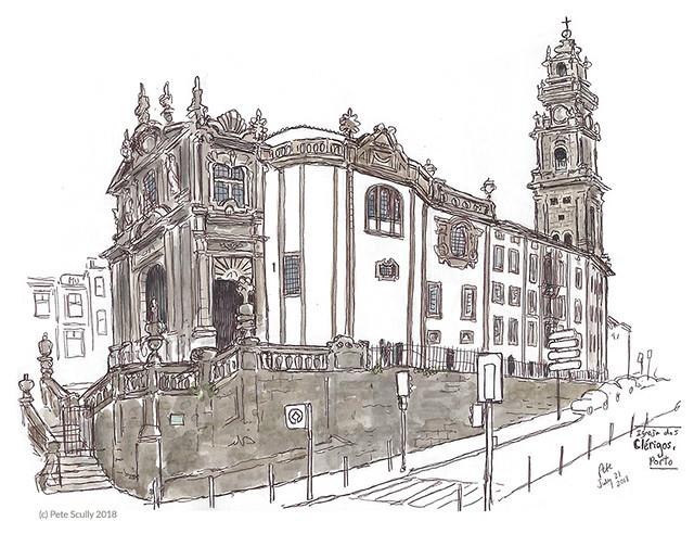 Clerigos Porto
