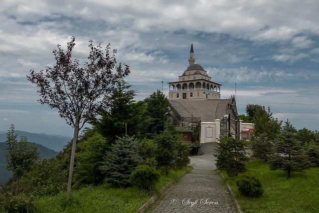 Rize / Kıble Dağı Cami
