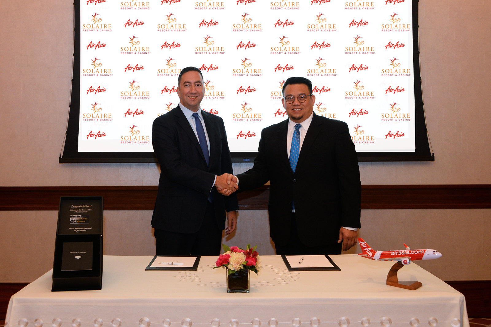 AirAsia Big Points Earn Solaire