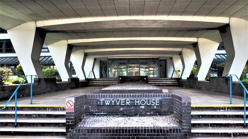 Twyver House, Gloucester.