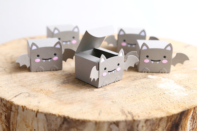 tiny bat boxes (Lawn Fawn inspiration week)