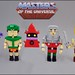 Masters Of the Universe by Gilcélio