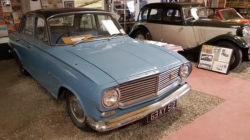 Vauxhall Victor FB 1963. Kilgarvan Motor Museum, Eire