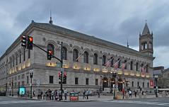 USA - Massachusetts - Boston - Public Library
