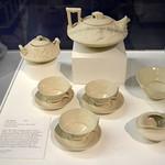 Trenton, NJ - New Jersey State Museum - Tea Service, 1876, Ott & Brewer, Trenton, NJ