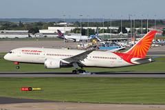 Air India Boeing 787-8 Dreamliner VT-ANZ BHX 14/05/18