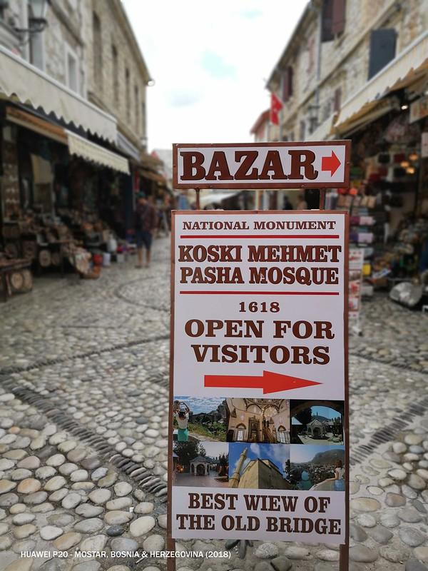 2018 Bosnia Mostar Koski Mehmed Pasha Mosque 2