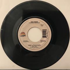 NEW ORDER:BIZARRE LOVE TRIANGLE(RECORD SIDE-B)