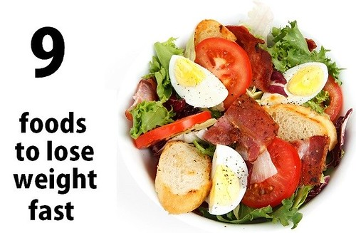 9 Foods to Help You Lose Weight