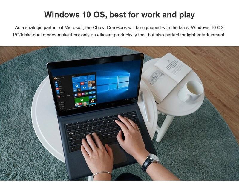 Chuwi CoreBook スペックレビュー (13)