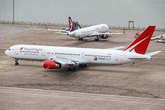 Royal Flight B767-300ER VP-BRE 003