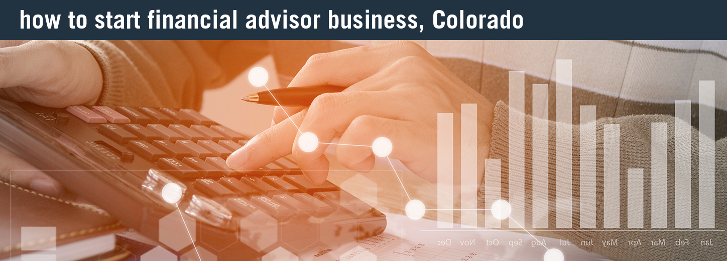 how to start a business financial planner in colorado