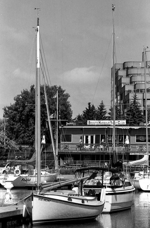 Bronte Sail Boats_