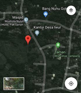 Lahan desa Iwul