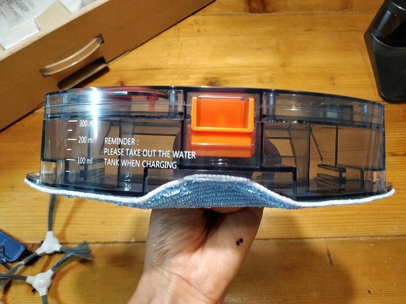 Diggro D300 ロボット掃除機 開封レビュー (21)
