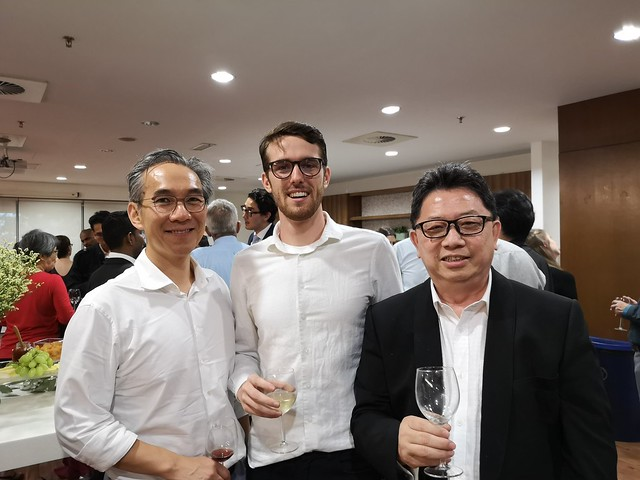 Monash-MABC Wine & Cheese Social Event