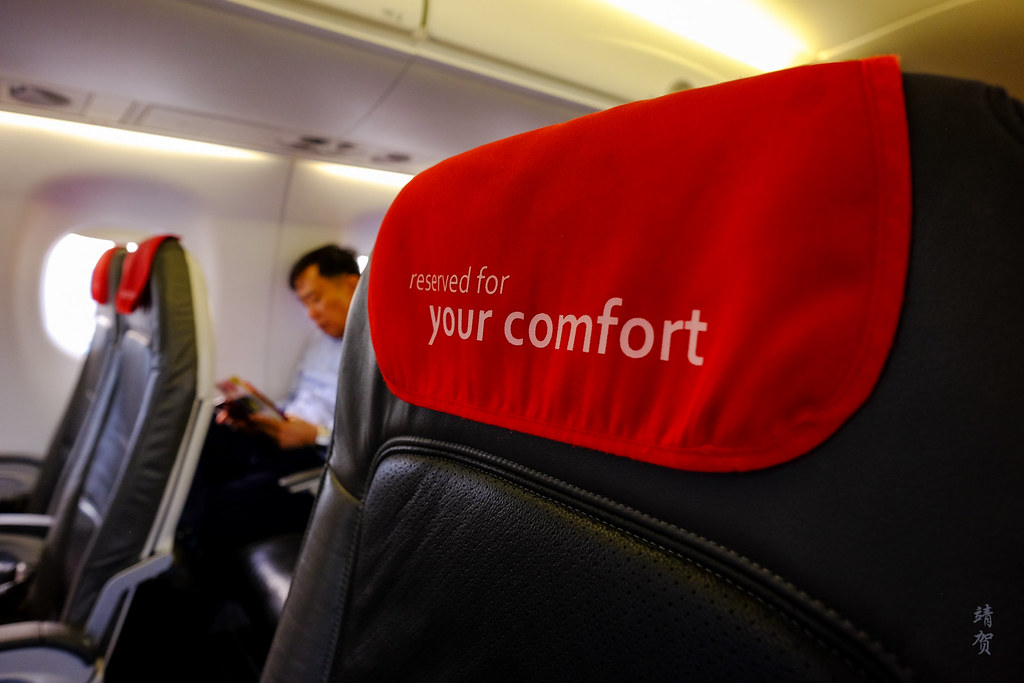 Reserved for your comfort