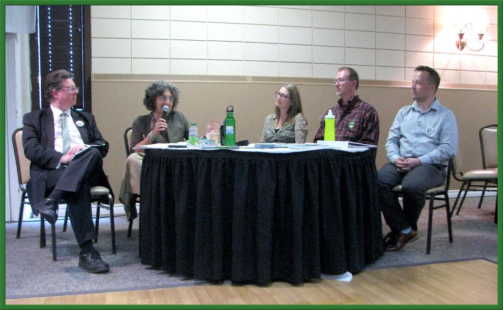WRGreens TIE Panel