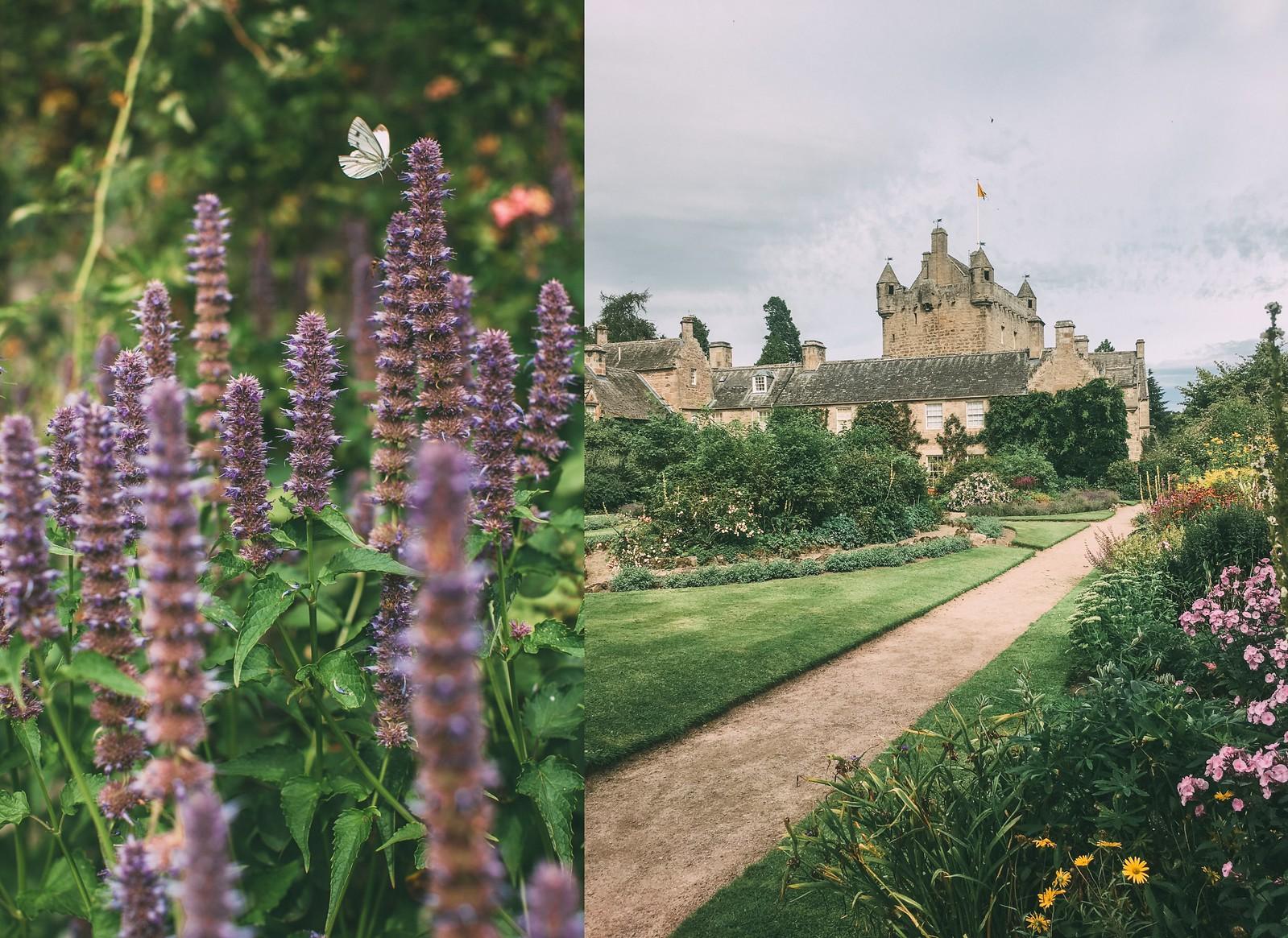 cawdor castle-2-side