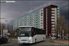 Iveco Bus Crossway - Europ Voyages / T2C (Transports en Commun Clermontois) n°02101