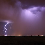 27. Juuli 2018 - 23:25 - Warm thunderstorm - Orage de chaleur - 27/07/2018 - Hannut (Belgium)