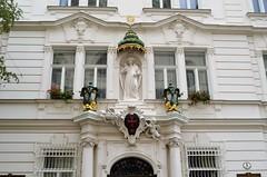 Viennese façades I