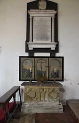 14th Century altar tomb