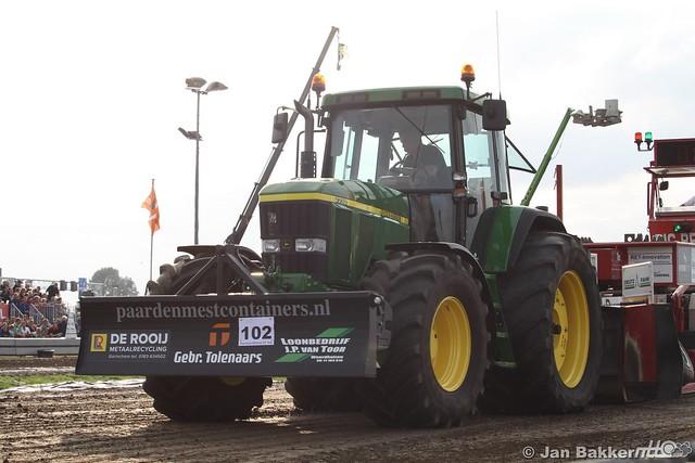 2018 Hoogblokland 11 ton