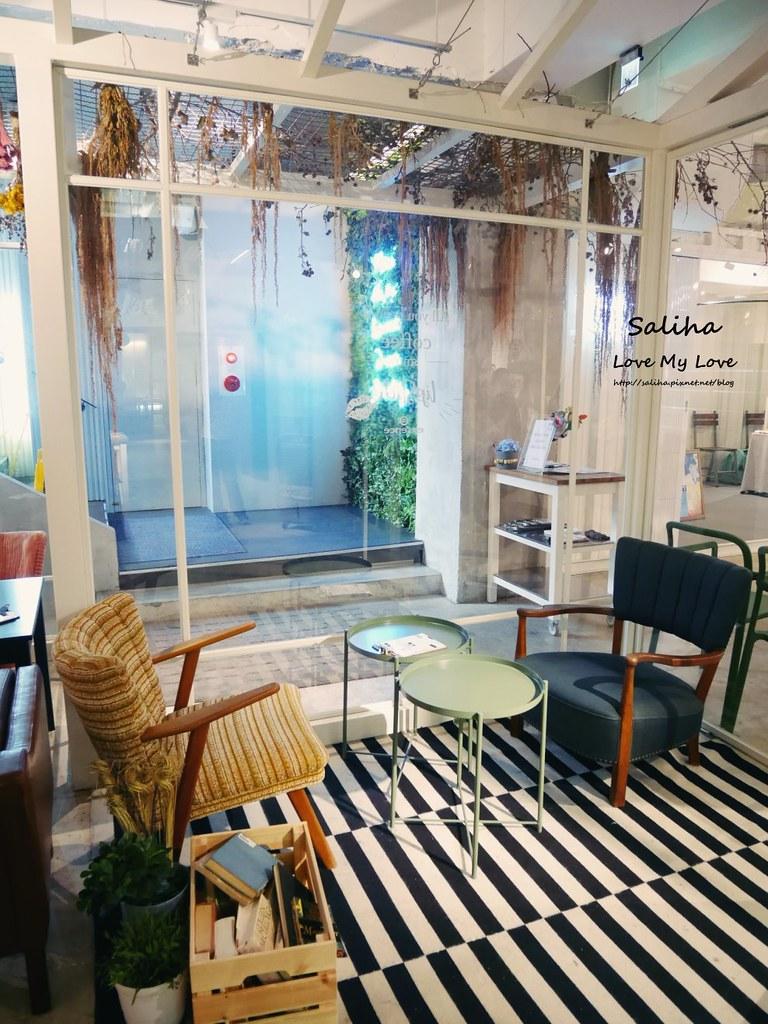 台北敦化南路咖啡館下午茶推薦無聊咖啡