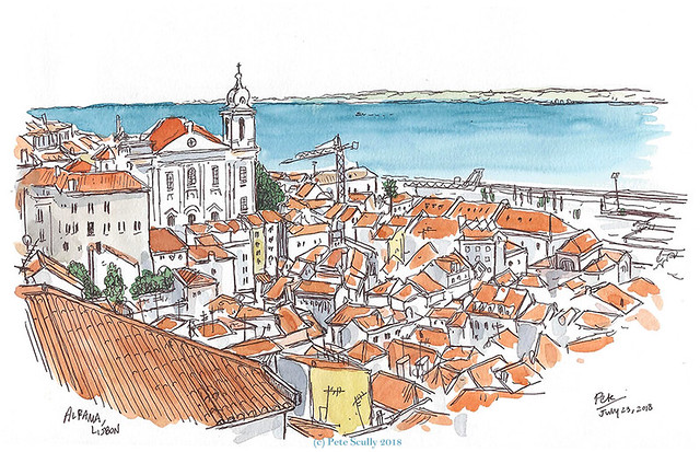 Lisbon Alfama View sm