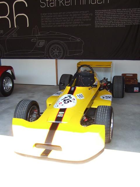 Lola Formel Super V, Fujifilm FinePix F11