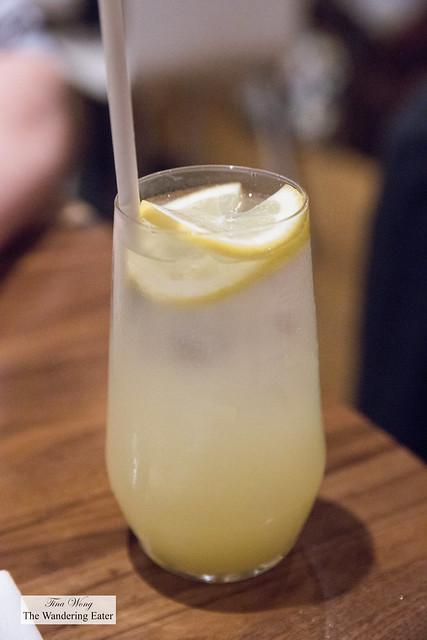 Homemade ginger beer - extra ginger