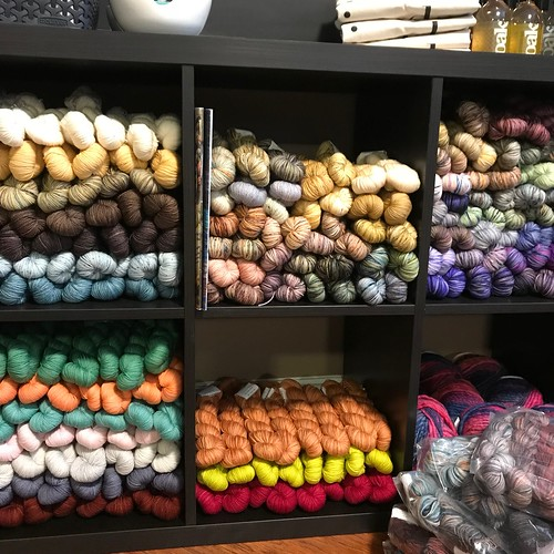 Yay!! Koigu KPM solids and more KPPPM has arrived!!