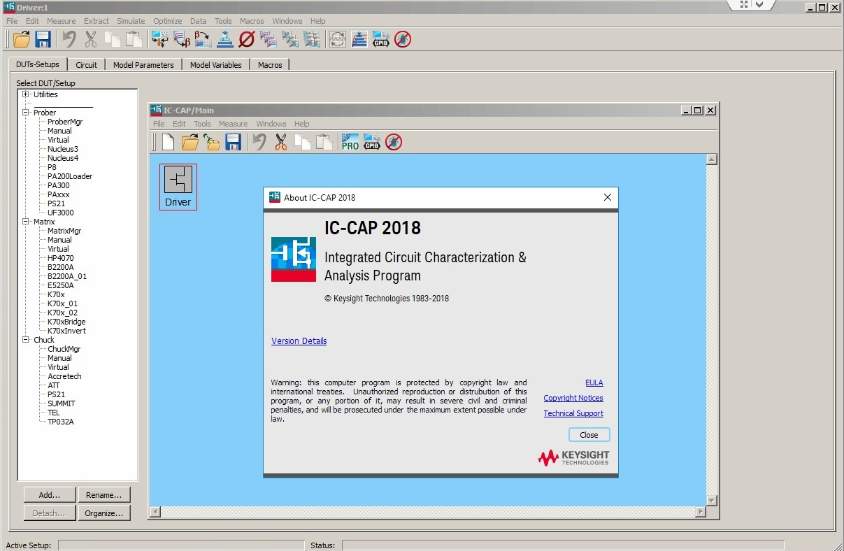 Working with Keysight IC-CAP 2018 Win64 full cracked