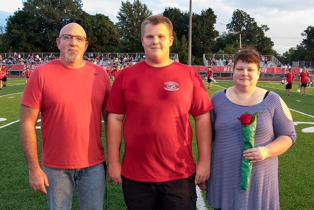 8-17-18 Senior Pictures - Goshen Crimson Marching Band