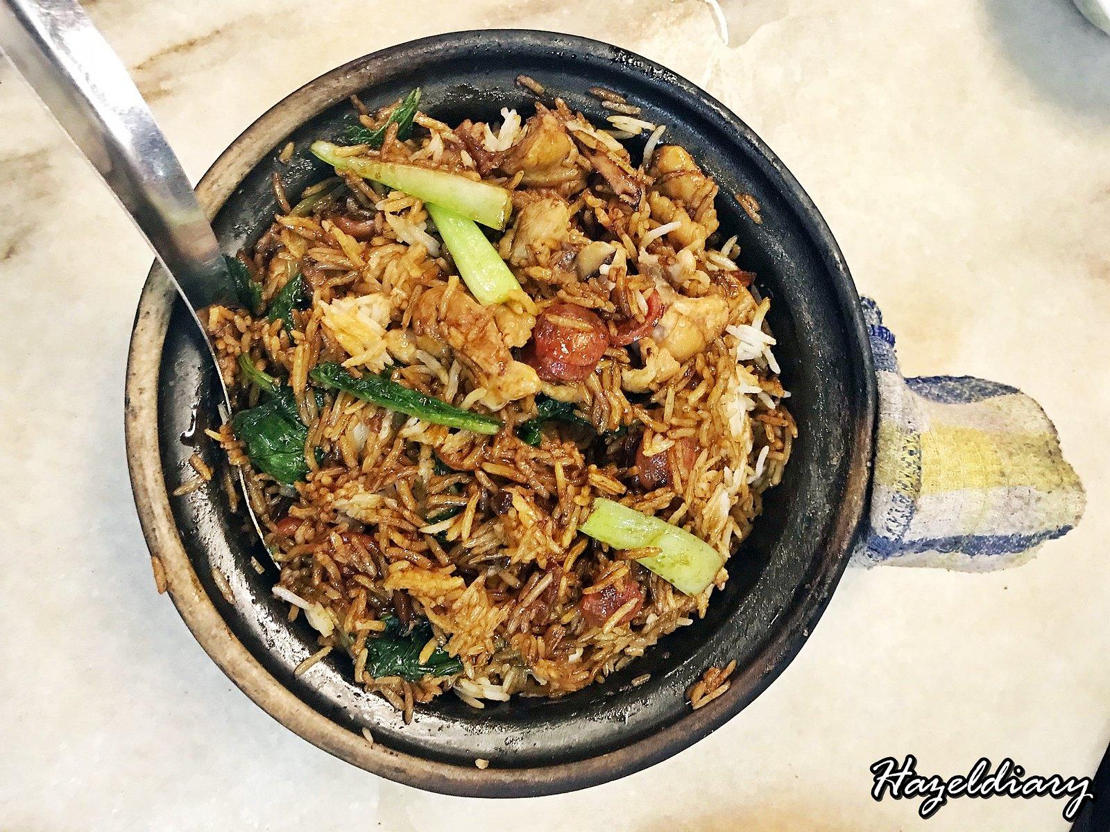 Le Chasseur-Claypot Rice-1