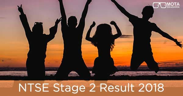 ntse result stage 2