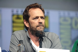 Luke Perry | by Gage Skidmore