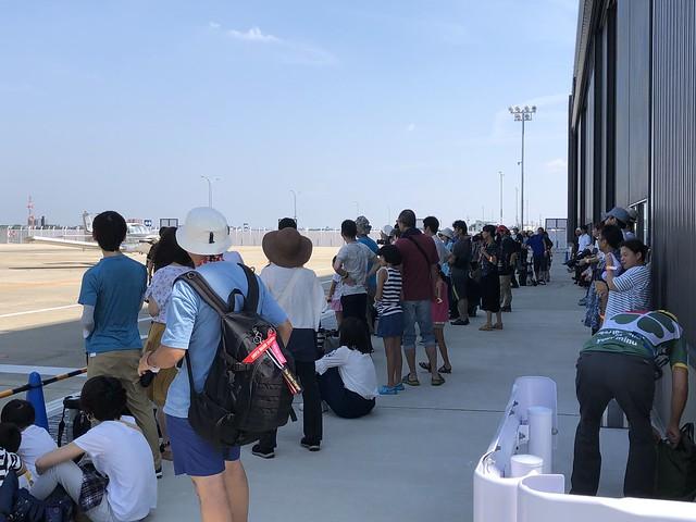 航空フェスティバル2018in愛知 駐機場開放 IMG_0739