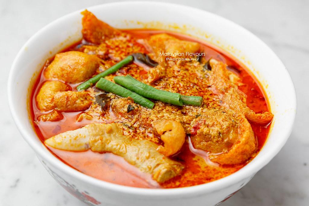 Jalan Imbi Ah Yen Curry Mee