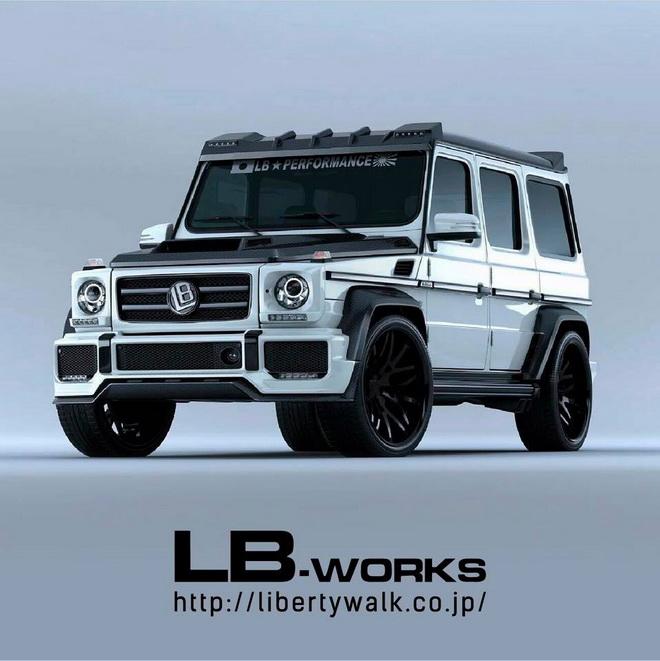 Liberty Walk-g-class-1