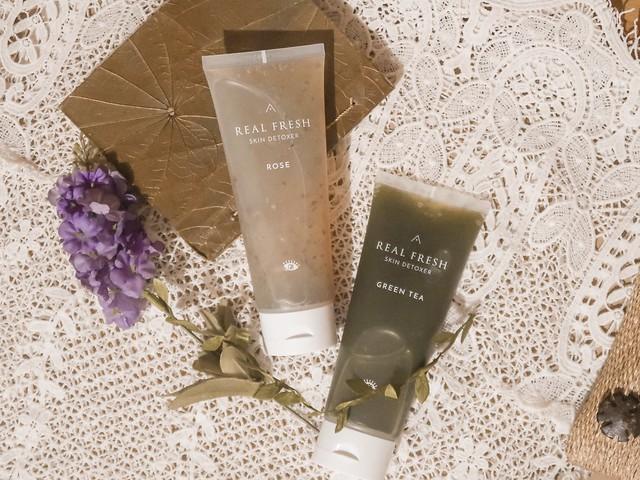 Real Fresh Skin Detoxer Althea Korea
