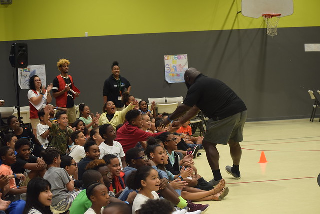 WWE Stars in Paterson