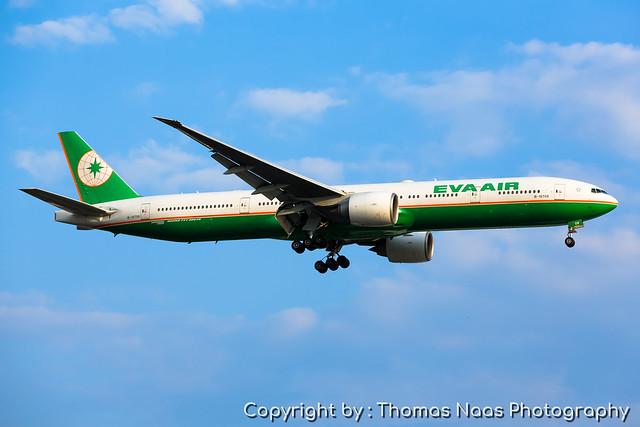 EVA Airways, B-16709