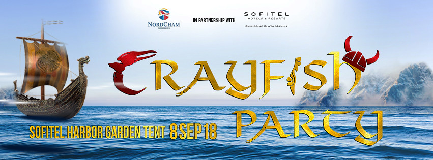 Crayfish party  FB Banner