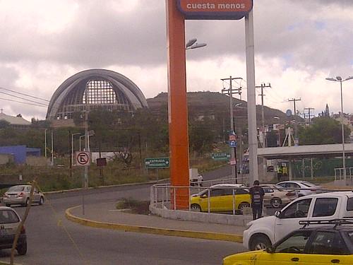 Guadalajara-Bus to Teuchitlán-Sanctuary of the Martyrs-20180621-07371