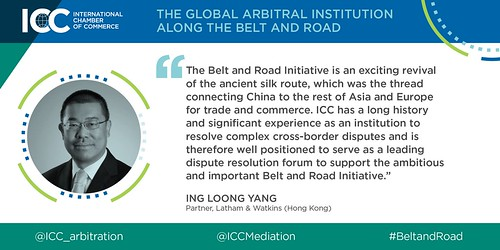ICC Belt and Road Ambassadors