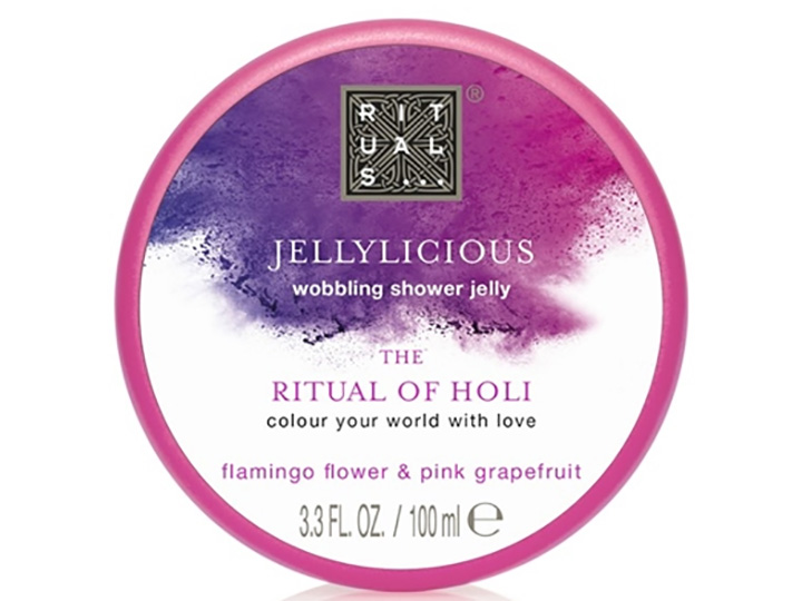 Jellyicious Wobbling Shower Jelly